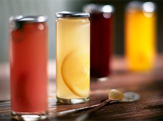 Fresh-Picked Fruit Jelly (4-variety set)