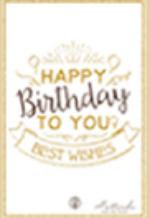 Birthday カード