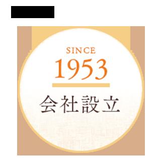 1958 会社設立