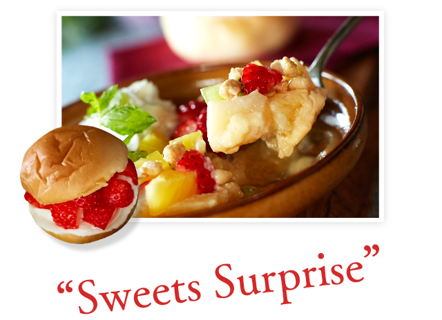 sweets surprise