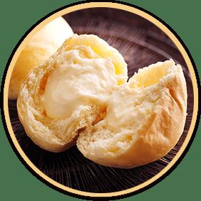 プレミアムフローズンくりーむパン