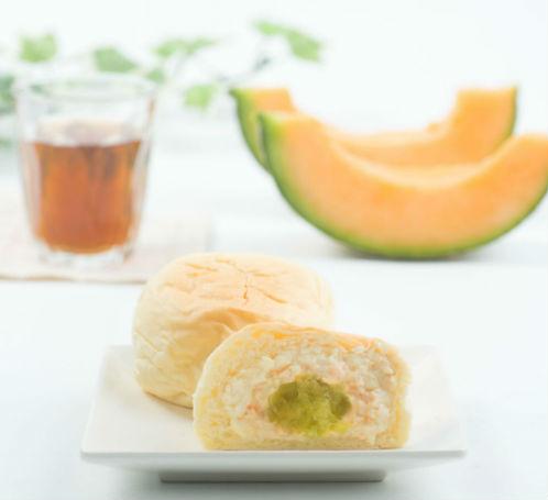【縮小の縮小】三笠メロンパン-2