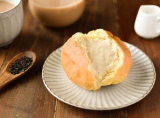 くりーむパン ミルクティー