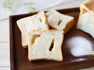 塩バター食パン